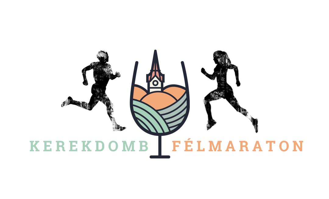 Kerekdomb Fesztivál félmaraton logo